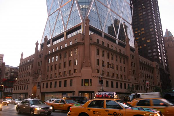 hearst tower base
