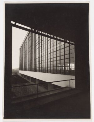 Bauhaus Building workshop wing