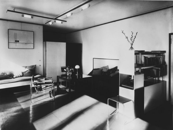 bauhaus housing interior