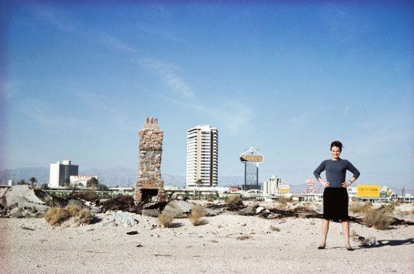 Denis Scott Brown in Las Vegas, 1968 via Clio
