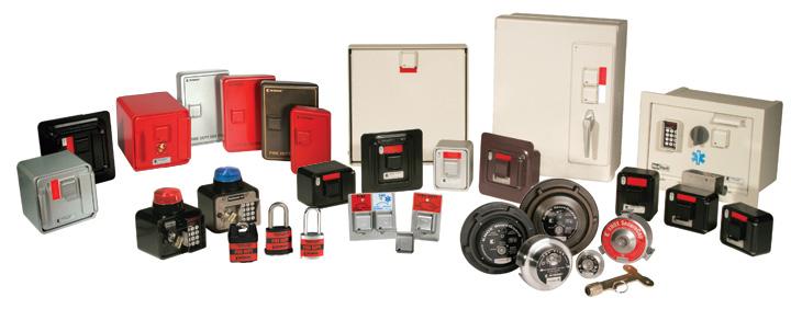 knox box array