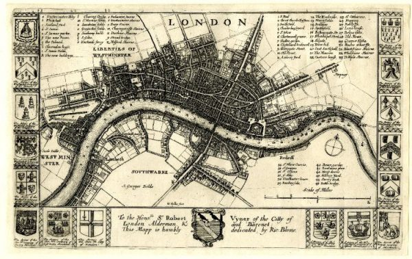 old-london-map