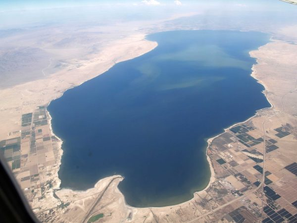 Salton Sea By Phil Konstantin (CC BY 2.0)