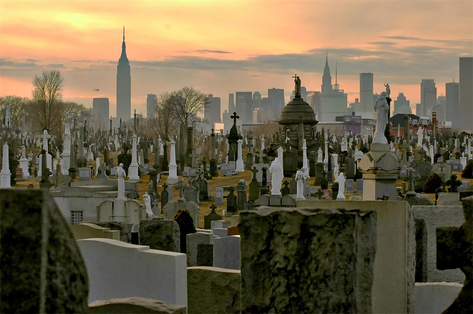 queens cemetery