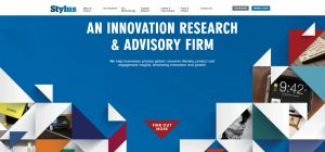 Stylus advisory firm homepage