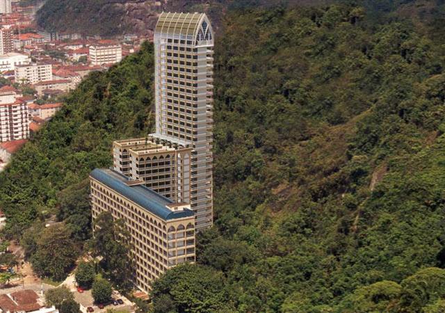 vertical cemetery brazil
