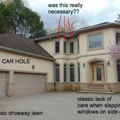 McMansion Hell: The Devil is in the Details - 99% Invisible