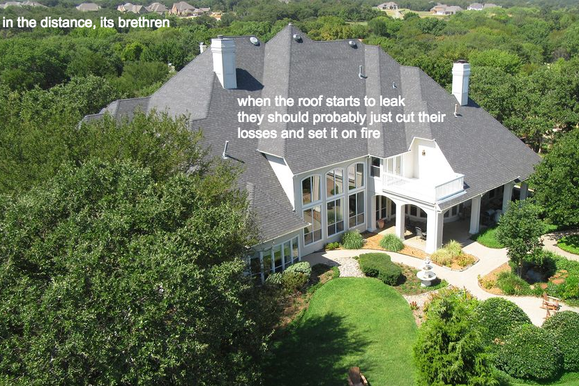 McMansion : The Devil is in the Details - 99% Invisible on