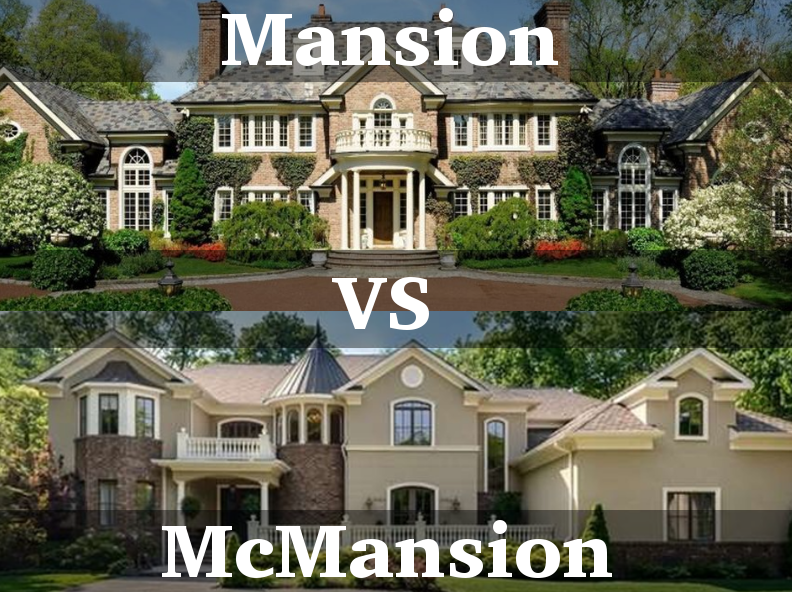 Mcmansion hell the devil is in the details 99 invisible for Good house pictures