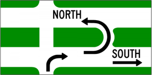 michigan-left-turn