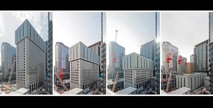 Reverse Architecture Deconstruction Crews Erase Buildings