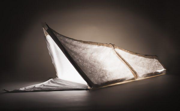 Wearable shelter design by Gabriella Geagea Anne, Sophie Geay