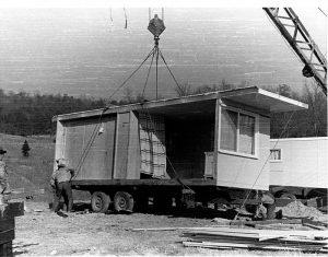 Flexible Space home under construction in Oak Ridge, TN