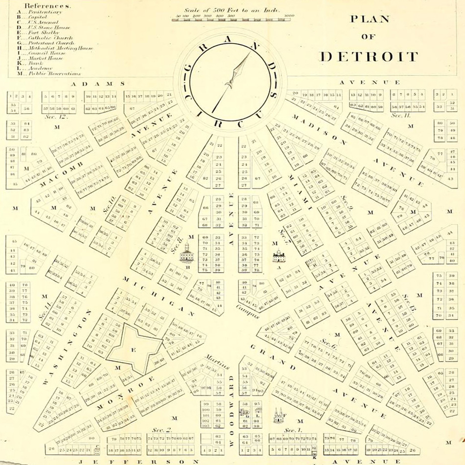 Detroit's Pattern of Growth: Four Key Factors Explain Motor ... on