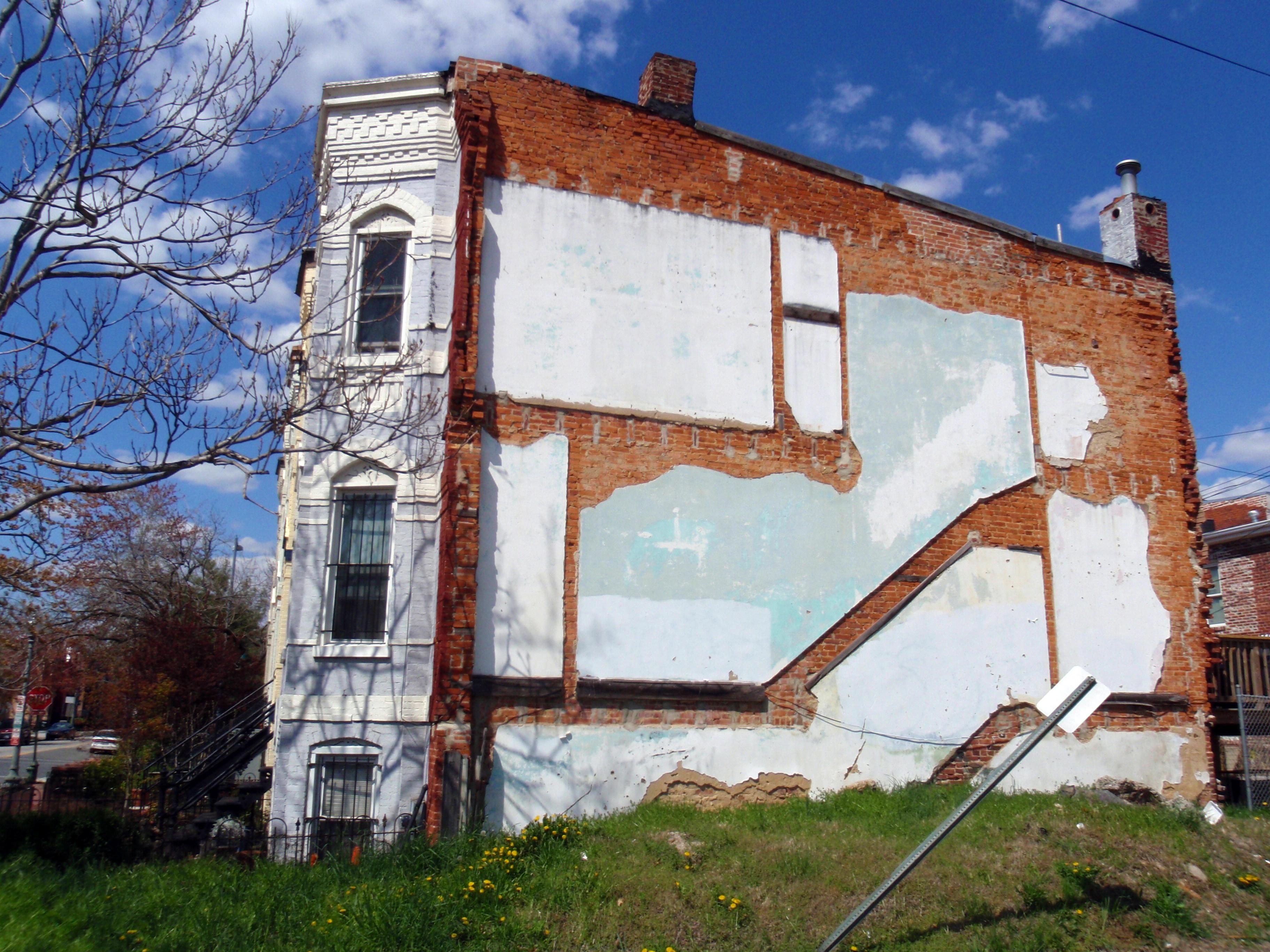 Urban Ghosts: Remnant Stories Of Building Demolition