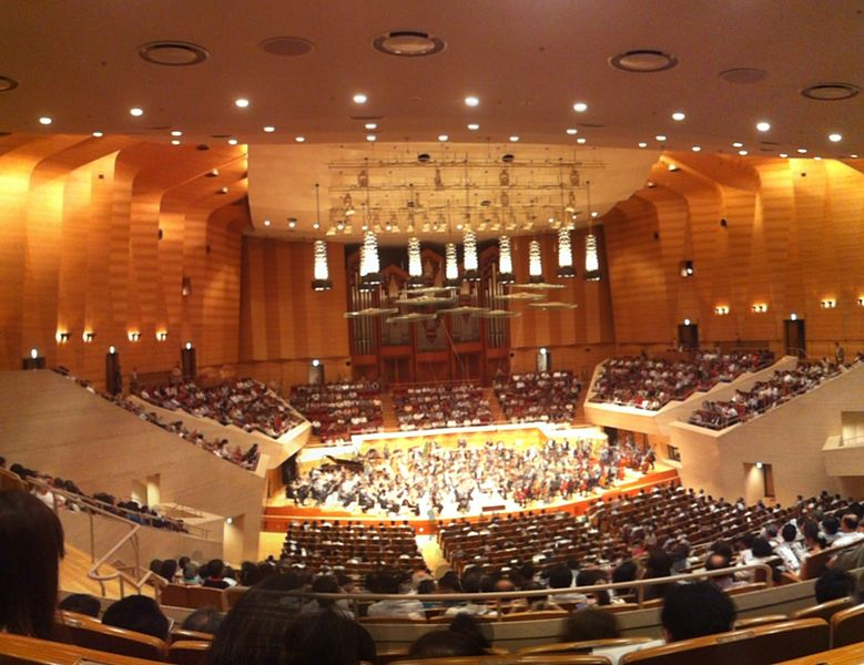 The Starchitect S Hall High Risk Concert Halls In The