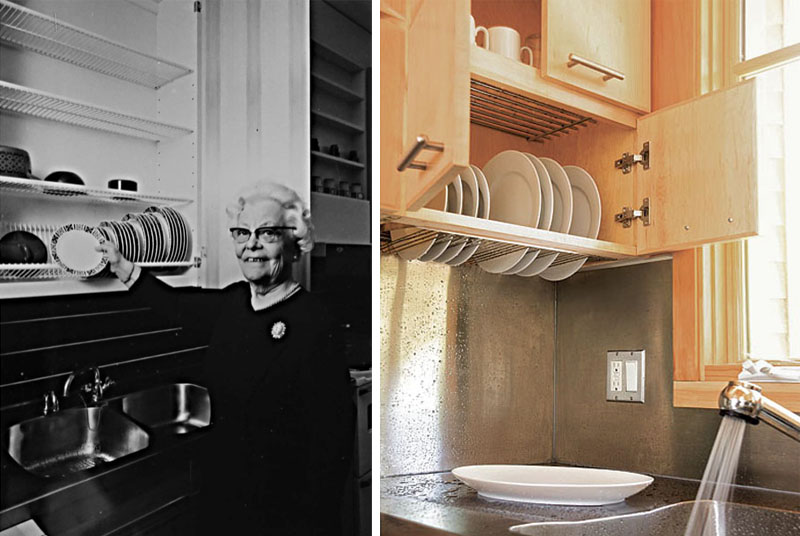 Finnish The Dishes: Simple Nordic Design Beats Dishwashers & Drying Racks