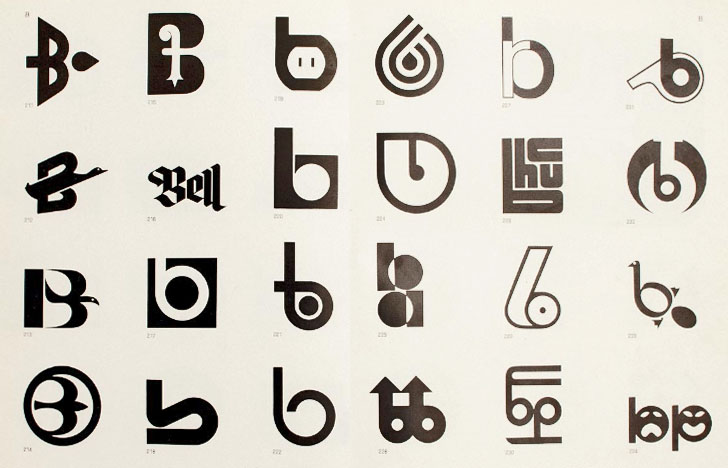 Design alphabet letters free vector download 2815 Free