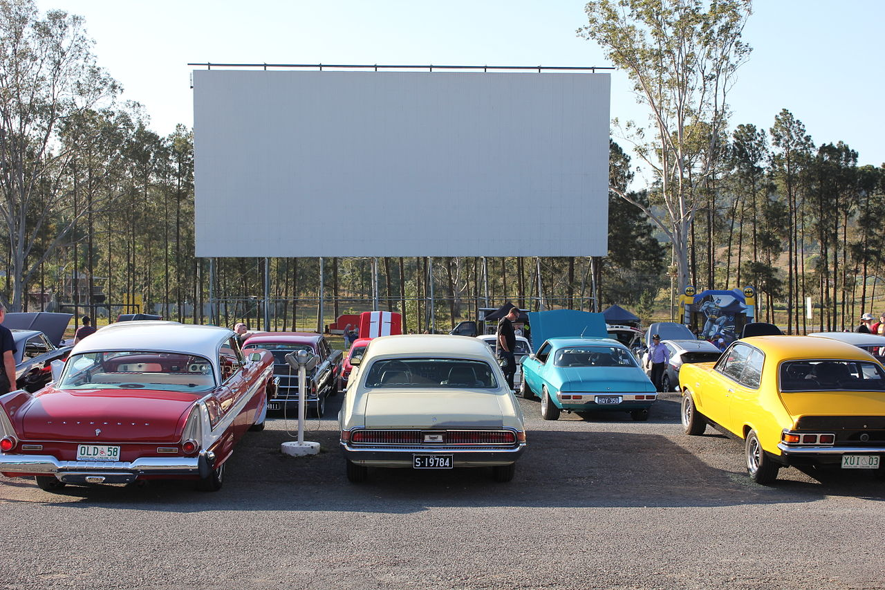 Guerrilla Drive Ins Mobile Urban Movie Theaters Animate Disused Spaces 99 Invisible