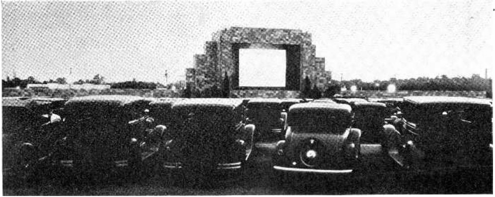 The Rise Fall Of Traditional Drive Ins Worlds First In Movie Theater