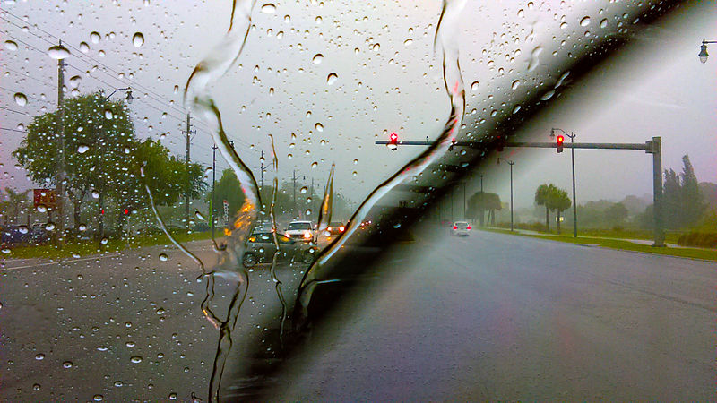 Behind the Screens: Windshield-Clearing Designs from Wipers