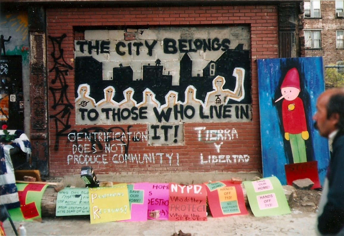 Squatters of the Lower East Side - 99% Invisible