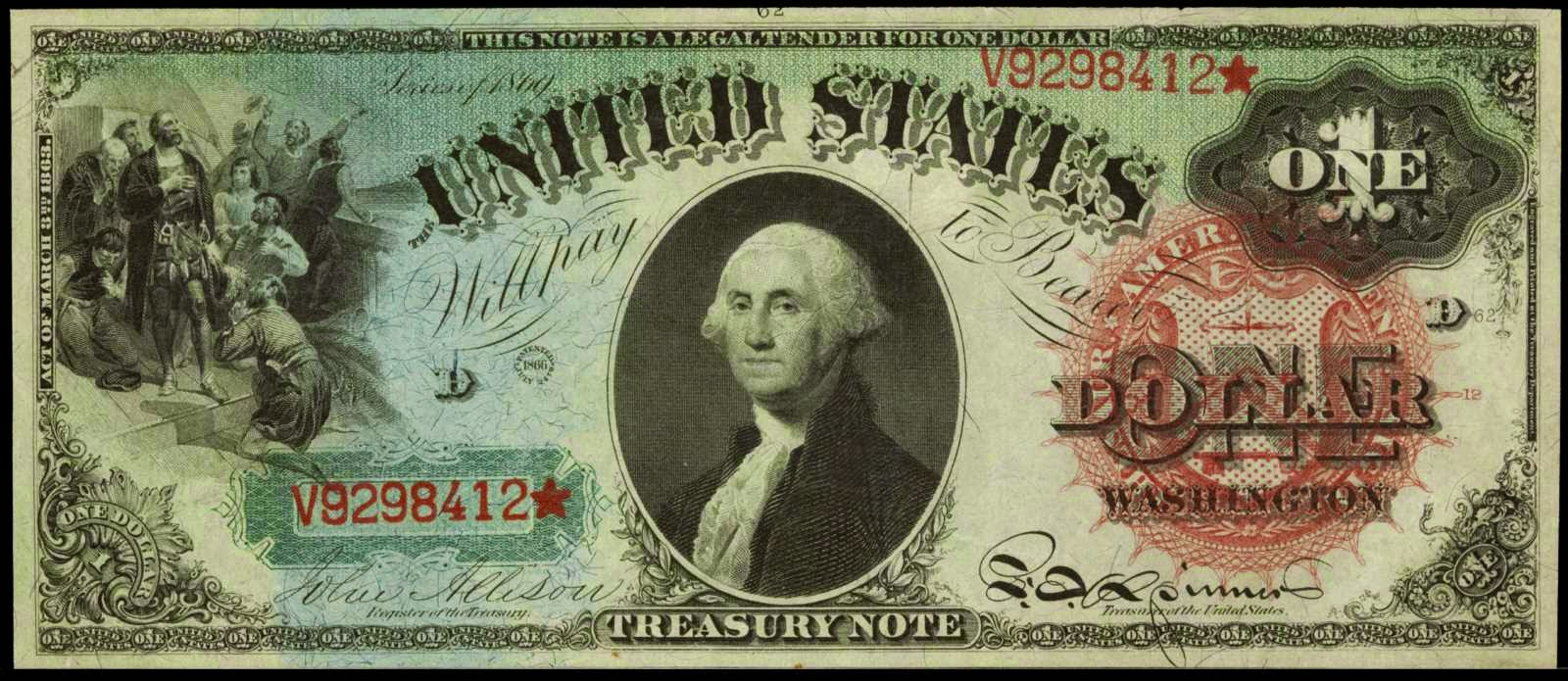 monetary design mystery: the nebulous origins of america's iconic