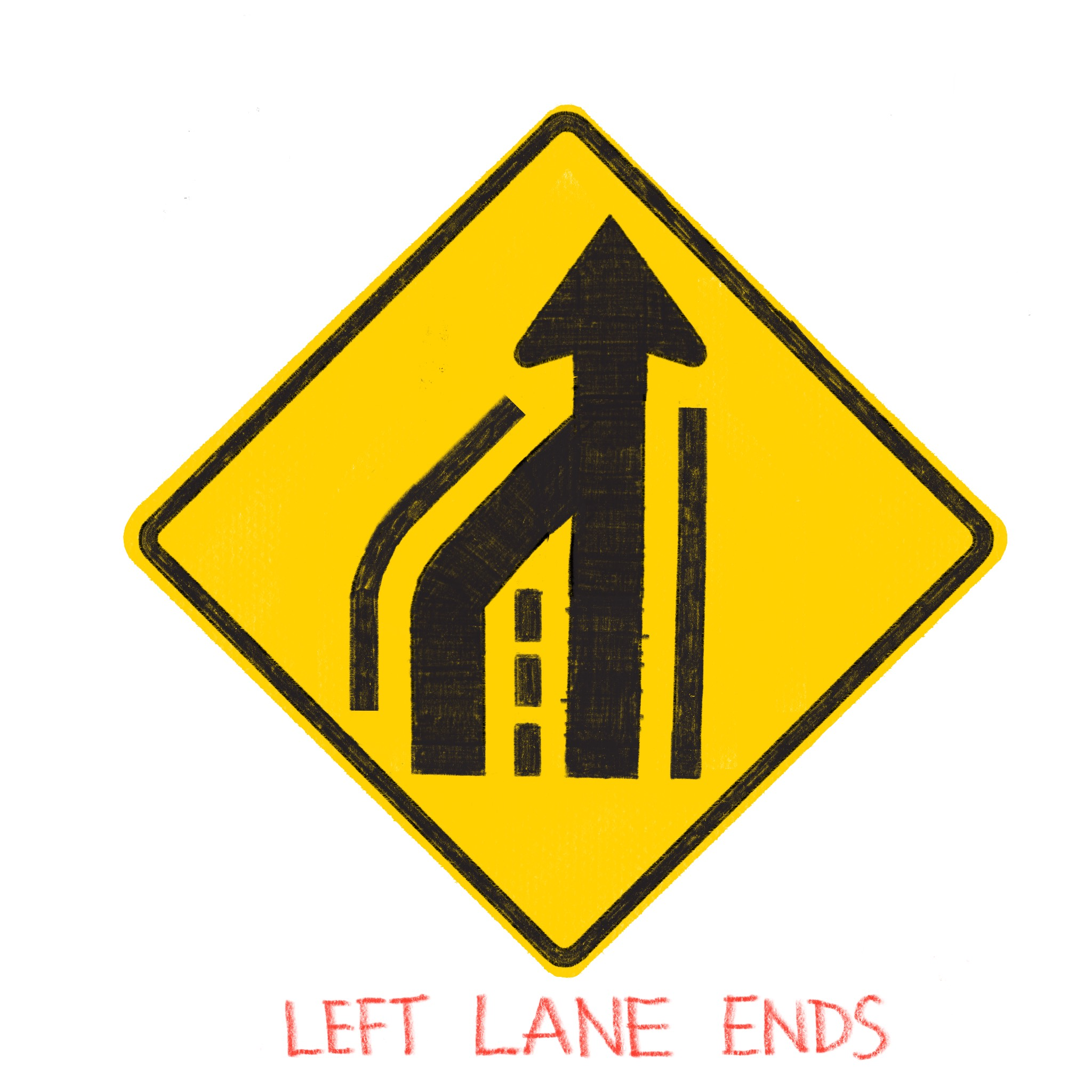lane ends merge right 10 more redesign ideas for the