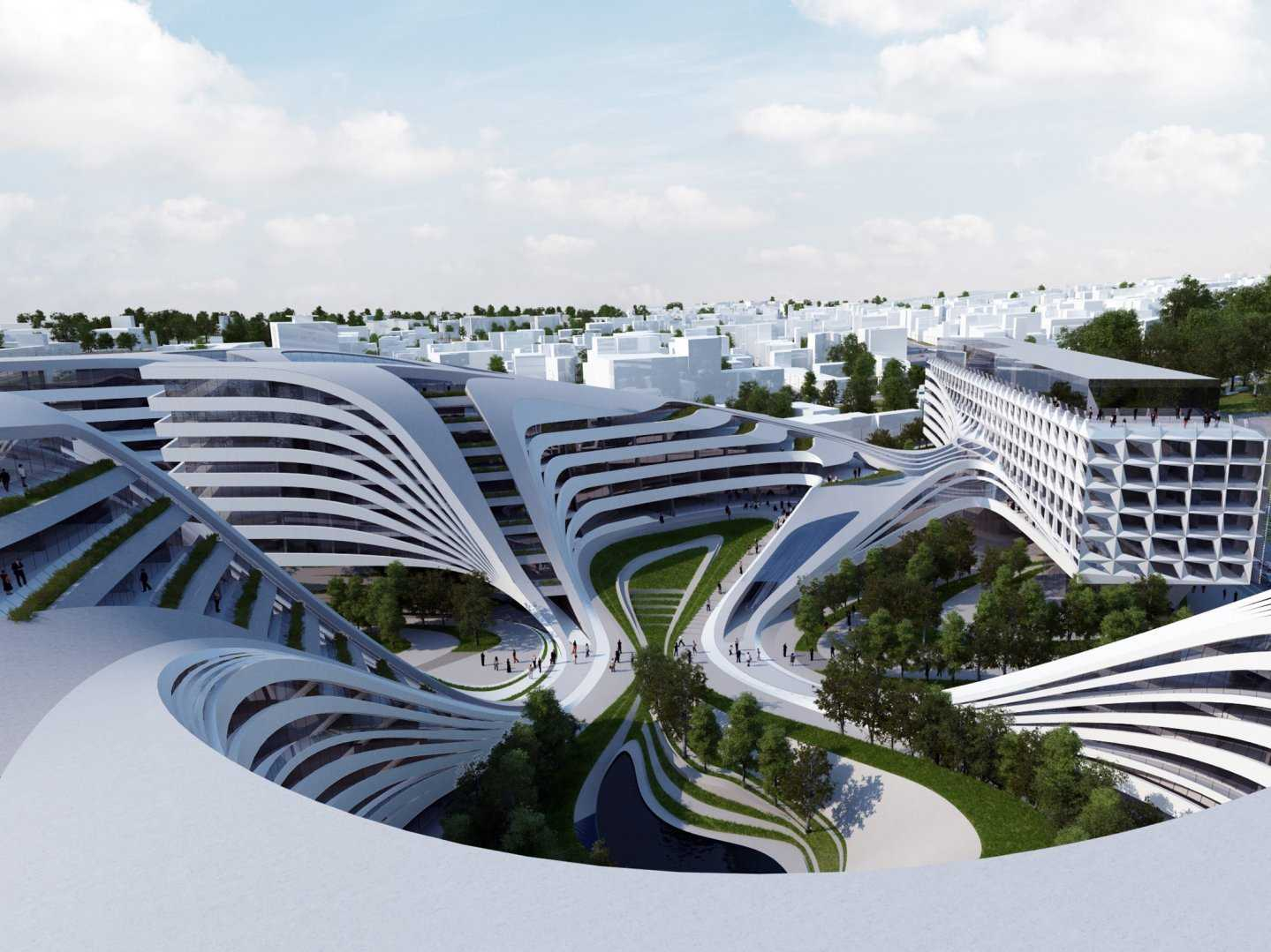 Reshaping Reality How Actual Architecture Inspires Surrealistic