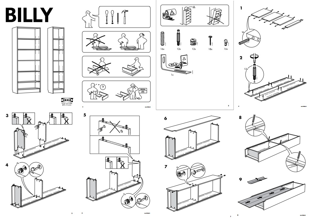 The IKEA Effect: How Effort Imbues Everyday Objects With Personal Value    99% Invisible