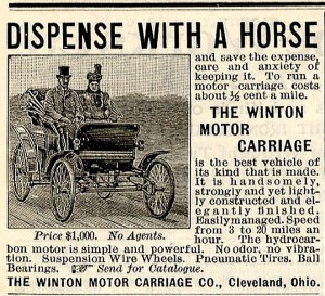 The Big Crapple: NYC Transit Pollution from Horse Manure to Horseless  Carriages - 99% Invisible