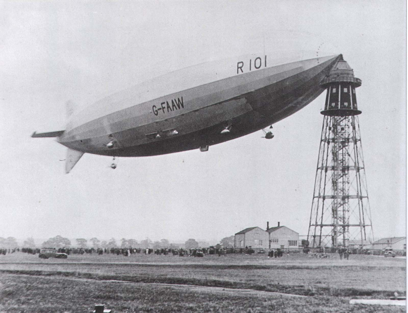 Airships and the Future that Never Was - 99% Invisible
