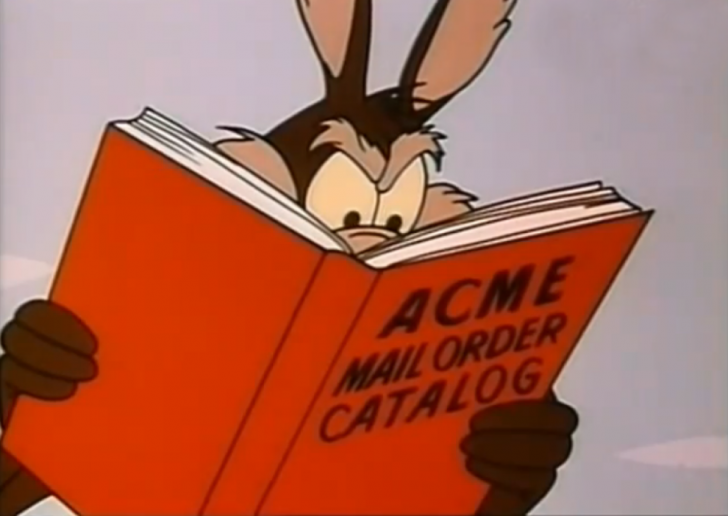 Acme to Morley: The Real Stories Behind Famous Fictional Film & TV Brands