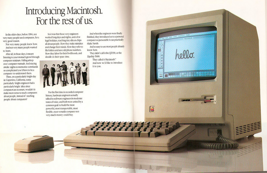 Designed with Kare: Influential Graphics of Apple's Early Macintosh  Computers - 99% Invisible