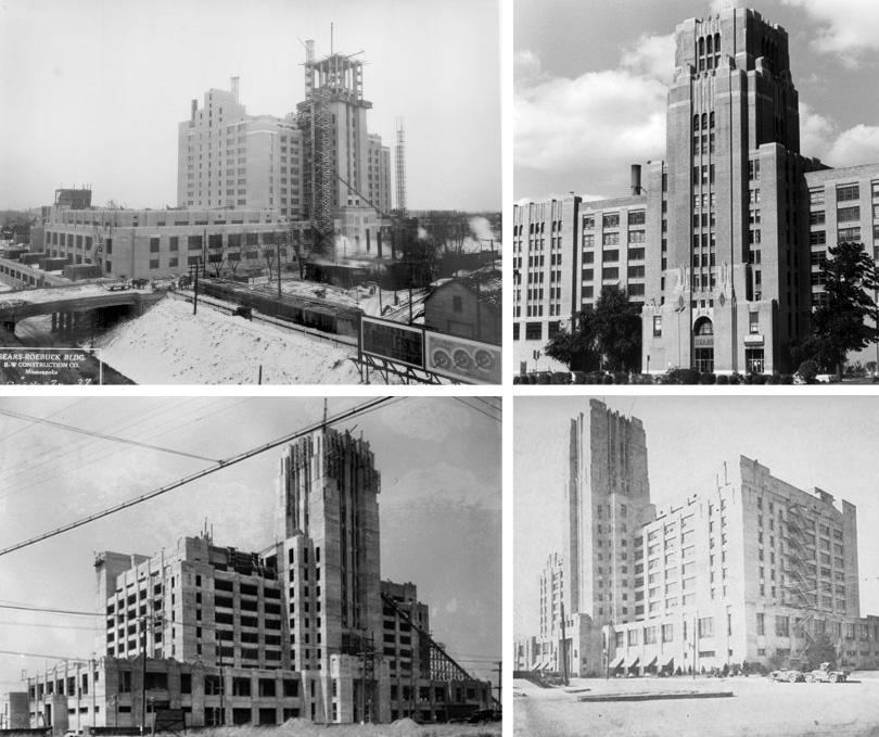 Ghost Plants: Reusing Huge Abandoned Sears Buildings