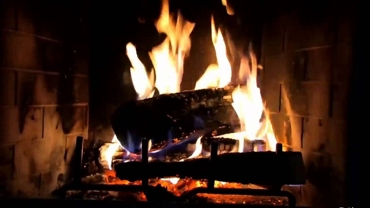 What channel is the yule log on? Where to find the digital.