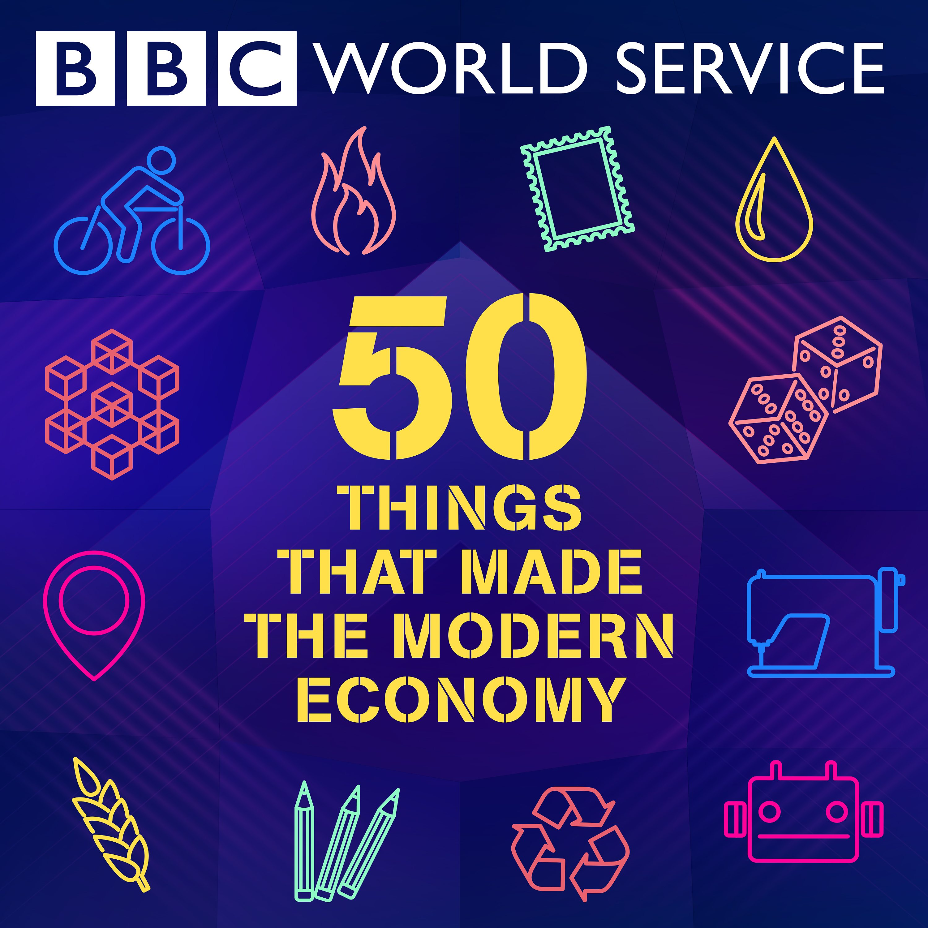 Three Things That Made the Modern Economy - 99% Invisible