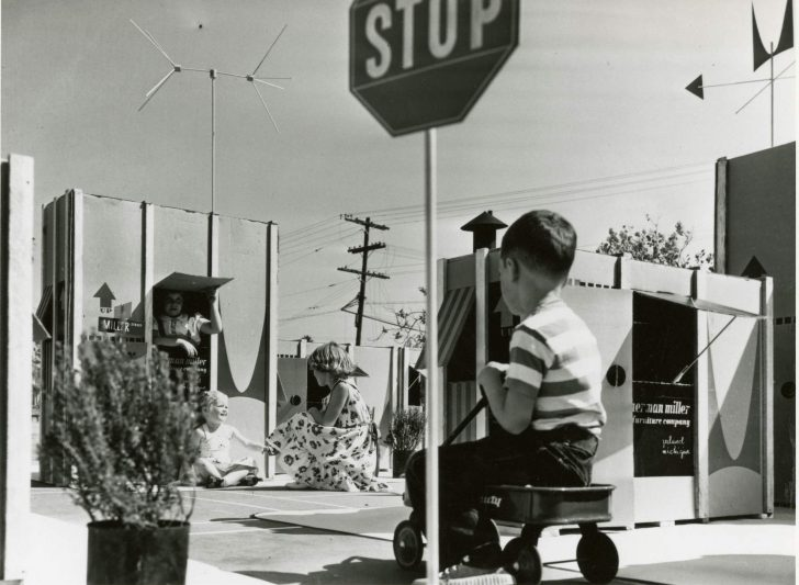 Cardboard Cities: The Eames Design that Turned Packages into Play Spaces for Kids - 99% Invisible
