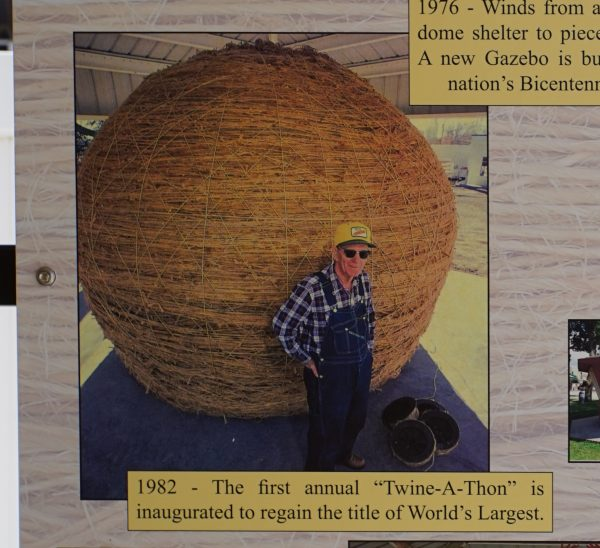 Goodness Gracious Great Balls of Twine - 99% Invisible