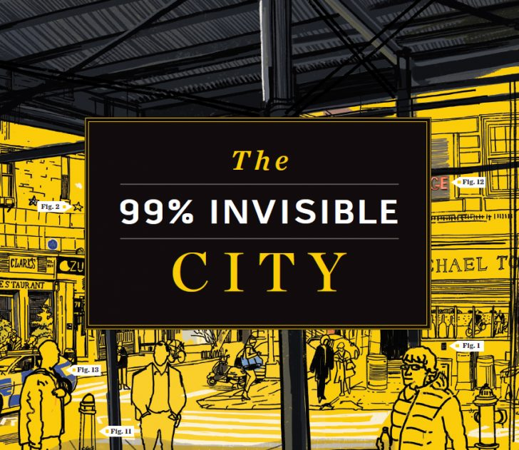 99% Uncovered: Behind the Scenes with 99pi City Book Designer Raphael Geroni - 99% Invisible