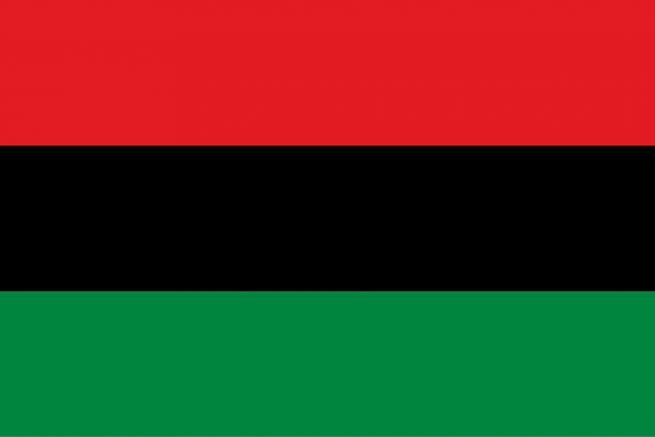 Flag Days: The Red, the Black & the Green - 99% Invisible
